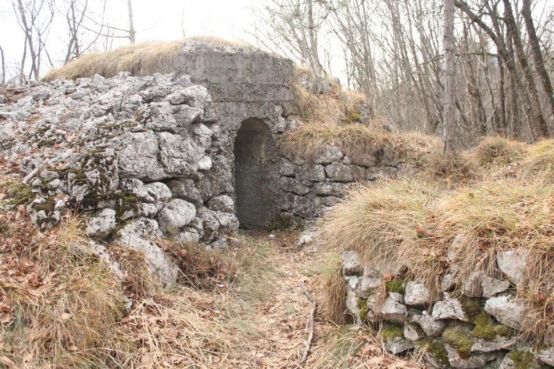 Sentiero San Vigilio