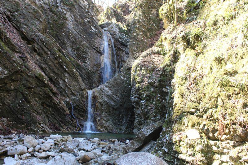 Cascata del Bognon