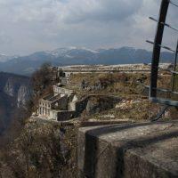 519 a Forte Corbin e al  Monte Cengio