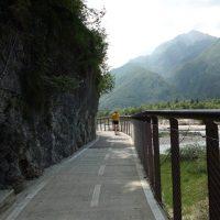 453 In bici da Belluno al Lago di Santa Croce